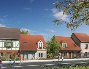 Achat / Vente immobilier neuf Franconville limite Le Plessis-Bouchard (54830) - Réf. 1663