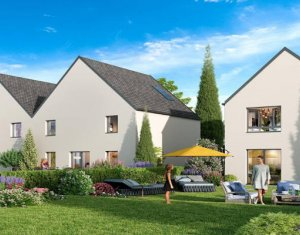 Achat / Vente immobilier neuf Gries grandes maisons à l'orée de la forêt (67240) - Réf. 5188
