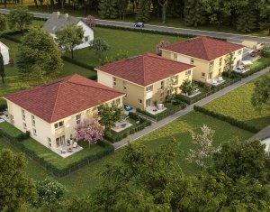 Achat / Vente immobilier neuf Habsheim au sud de Mulhouse (68440) - Réf. 6085