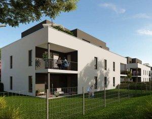 Achat / Vente immobilier neuf Habsheim proche Mulhouse (68440) - Réf. 6206