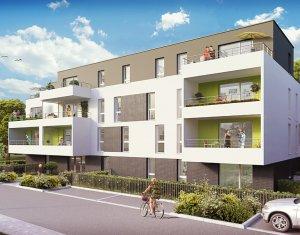 Achat / Vente immobilier neuf Haguenau Écoquartier du Chemin Long (67500) - Réf. 2472