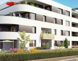 Achat / Vente immobilier neuf Haguenau quartier Markenhouse-Munchaker Matzacker (67500) - Réf. 1873