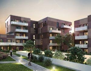 Achat / Vente immobilier neuf Haguenau quartier Thurot (67500) - Réf. 4086