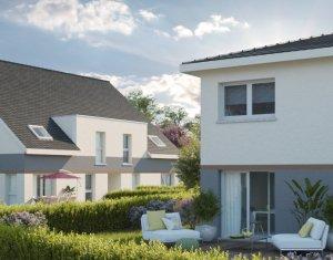 Achat / Vente immobilier neuf Herrlisheim entre Haguenau et Strasbourg (67850) - Réf. 2585