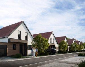 Achat / Vente immobilier neuf Hochfelden proche Canal de la Marne au Rhin (67270) - Réf. 6088