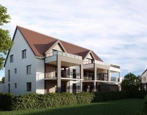 Achat / Vente immobilier neuf Hochfelden proche de la gare (67270) - Réf. 6090
