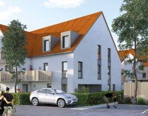 Achat / Vente immobilier neuf Holtzheim plein coeur de la ville (67810) - Réf. 398