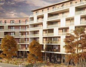Achat / Vente immobilier neuf ILLKIRCH-GRAFFENSTADEN proche canal du Rhône au Rhin (67400) - Réf. 1553
