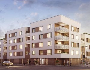 Achat / Vente immobilier neuf Illkirch-Graffenstaden proche centre Strasbourg (67400) - Réf. 4345