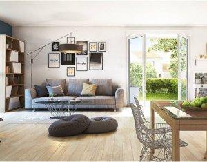 Achat / Vente immobilier neuf Illkirch-Graffenstaden proche commerces (67400) - Réf. 4881