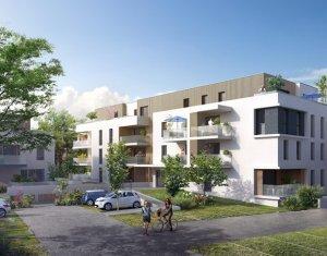 Achat / Vente immobilier neuf Illkirch-Graffenstaden proche du centre (67400) - Réf. 556