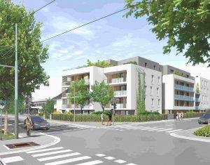 Achat / Vente immobilier neuf Illkirch-Graffenstaden proche tramway (67400) - Réf. 3728