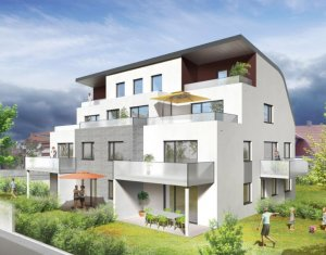 Achat / Vente immobilier neuf Illkirch-Graffenstaden quartier résidentiel (67400) - Réf. 2341