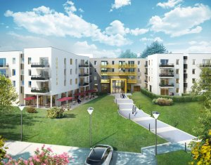 Achat / Vente immobilier neuf Kingersheim au calme (68260) - Réf. 1611