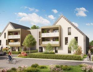 Achat / Vente immobilier neuf La Wantzenau proche centre (67610) - Réf. 1237