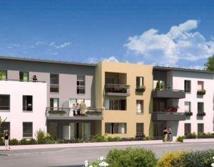 Achat / Vente immobilier neuf Laxou centre-ville (54520) - Réf. 42