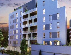 Achat / Vente immobilier neuf Lingolsheim au cœur du quartier des Tanneries (67380) - Réf. 3888