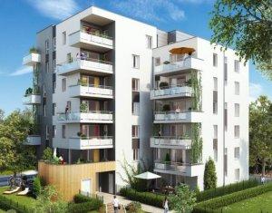 Achat / Vente immobilier neuf Lingolsheim Eco quartier des Tanneries (67380) - Réf. 3251