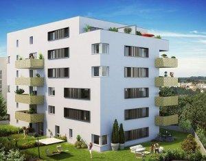 Achat / Vente immobilier neuf Lingolsheim Eco quartier des Tanneries (67380) - Réf. 639