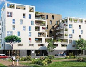 Achat / Vente immobilier neuf Lingolsheim écoquartier des Tanneries (67380) - Réf. 5523