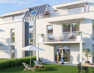 Achat / Vente immobilier neuf Lingolsheim proche écoles et commodités (67380) - Réf. 4091