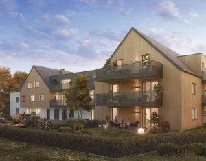 Achat / Vente immobilier neuf Lingolsheim quartier résidentiel (67380) - Réf. 5314
