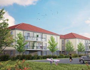 Achat / Vente immobilier neuf Marange-Silvange proche Metz (57159) - Réf. 137