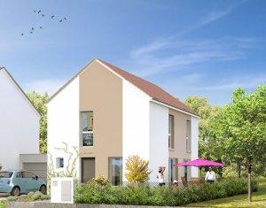 Achat / Vente immobilier neuf Metz centre technopole (57000) - Réf. 2822