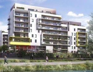 Achat / Vente immobilier neuf Metz proche des universités (57000) - Réf. 102
