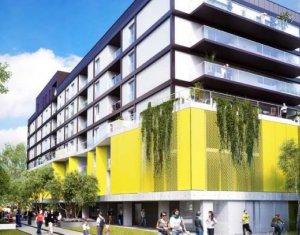 Achat / Vente immobilier neuf Metz proche du campus résidence étudiante (57000) - Réf. 1711