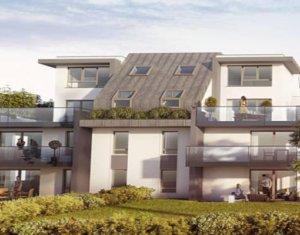 Achat / Vente immobilier neuf Mittelhausbergen proche centre (67206) - Réf. 3689