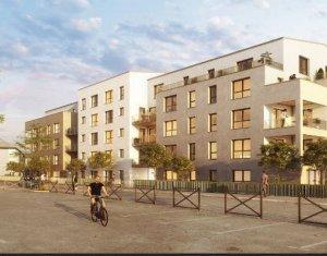 Achat / Vente immobilier neuf Mulhouse à deux pas du tramway (68100) - Réf. 5580