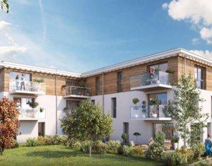 Achat / Vente immobilier neuf Mulhouse au cœur du quartier résidentiel de Dornach (68100) - Réf. 4636