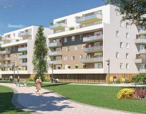 Achat / Vente immobilier neuf Mulhouse au pied du tramway (68100) - Réf. 4451