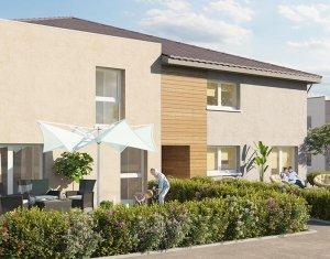 Achat / Vente immobilier neuf Mulhouse dans un quartier résidentiel (68100) - Réf. 3549