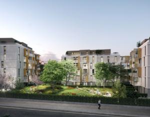 Achat / Vente immobilier neuf Mulhouse proche des Halles (68100) - Réf. 5373