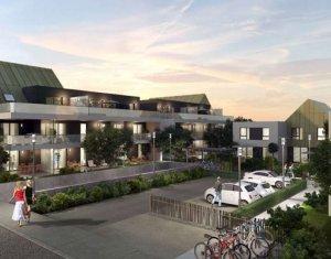 Achat / Vente immobilier neuf Mundolsheim nouveau quartier du Parc (67450) - Réf. 2381