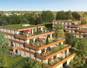 Achat / Vente immobilier neuf Nancy (54000) - Réf. 73