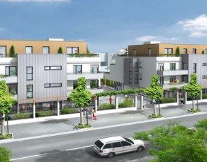 Achat / Vente immobilier neuf Nancy, proche Place Stanislas (54000) - Réf. 39