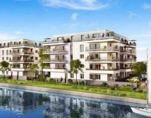 Achat / Vente immobilier neuf Nancy quartier des Trois Maisons (54000) - Réf. 36