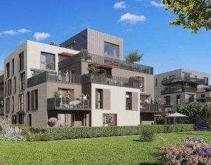 Achat / Vente immobilier neuf Oberhausbergen au cœur de la commune (67205) - Réf. 5940