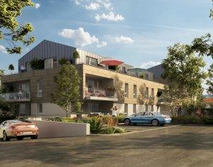 Achat / Vente immobilier neuf Oberhausbergen proche hôpital de Hautepierre (67205) - Réf. 5555