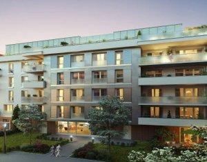 Achat / Vente immobilier neuf Oberhausbergen proche IUT Louis Pasteur (67205) - Réf. 5721
