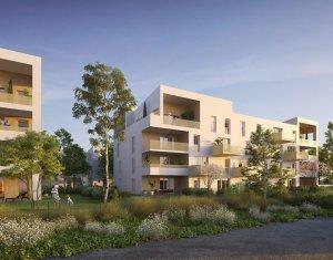Achat / Vente immobilier neuf Oberhausbergen quartier résidentiel proche commerces (67205) - Réf. 2389