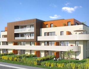 Achat / Vente immobilier neuf Obernai proche centre-ville (67210) - Réf. 688