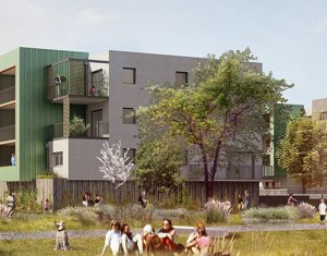 Achat / Vente immobilier neuf Obernai quartier du Parc des Roselières (67210) - Réf. 678