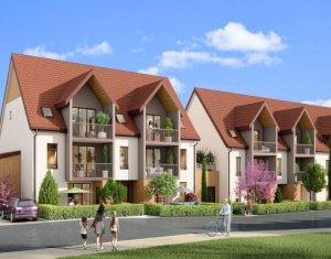 Achat / Vente immobilier neuf Odratzheim au cœur du village (67520) - Réf. 5935