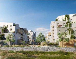Achat / Vente immobilier neuf Ostwald au bord de l'étang des Bohries (67540) - Réf. 5270