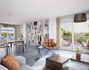 Achat / Vente immobilier neuf Ostwald dans les hauteurs de ville (67540) - Réf. 5321