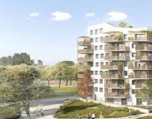 Achat / Vente immobilier neuf Ostwald écoquartier proche centre-ville (67540) - Réf. 1697